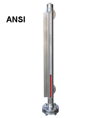 Magnetisch pijltoestel 1 aansluiting 10 bar ANSI