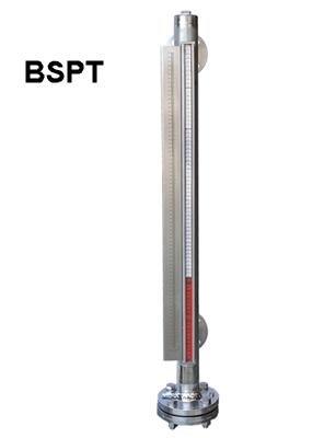 Magnetisch pijltoestel 1 aansluiting 10 bar BSPT
