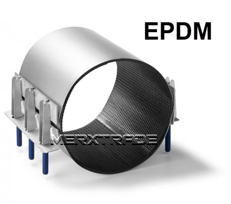 Reparatie koppeling 2 delig EPDM