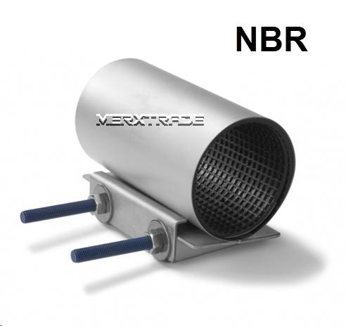 Reparatie koppeling 1 delig NBR