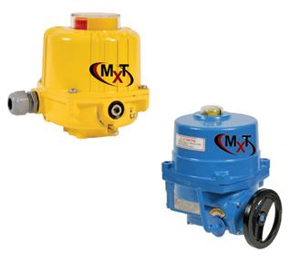 Elektrische aandrijvingen / actuatoren
