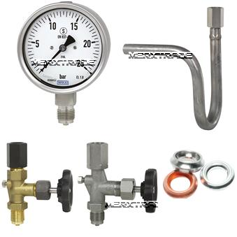 Drukmeters / accessoires