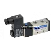 Solenoid valve 5/2 monostable- 1/4'' inlet and 1/8'' outlet